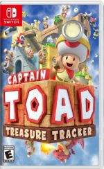 Captain Toad Treasure Tracker [NSP]  [SWITCH]  [Multi-Español]
