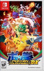 Pokkén Tournament DX [SWITCH] [NSP] + UPD + DLC´S