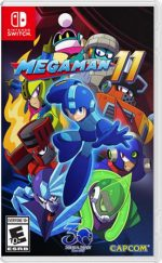 Mega Man 11 + UPD [SWITCH] [NSP] [Multi-Español]