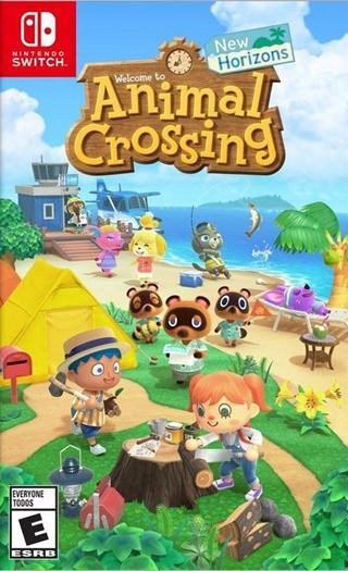 Animal Crossing: New Horizons Switch (NSP) [Multi ...