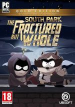 South Park The Fractured but Whole Gold Edition + Uplay Costumes [PC-Game]  [Multi-Español-Latino-Castellano]