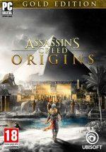 Assassins Creed Origins Gold Edition [PC-Game]  [Multi-Español] +  [DLC]