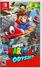 Super Mario Odyssey + UPDATE [NSP] [SWITCH] [Multi-Español]