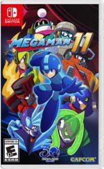 Mega Man 11 + UPD [SWITCH] [NSP] [Multi-Español]