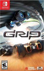 GRIP Combat Racing [NSP]  [SWITCH]  [Multi-Español] + Update
