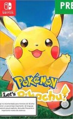 Pokémon Let's Go, Pikachu! [SWITCH] [NSP] [Multi-Español]