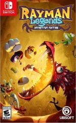 Rayman Legends Definitive Edition [NSP]  [SWITCH]  [Multi-Español] + Update
